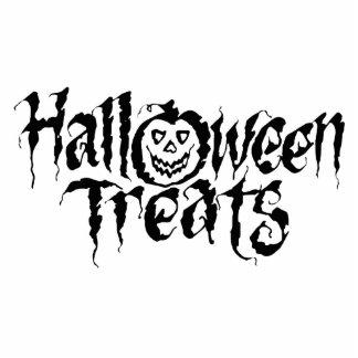 Halloween Treats Photo Cutouts