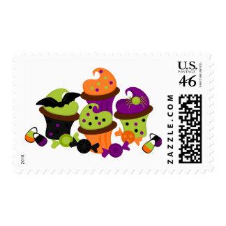 Halloween Treats Stamp