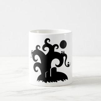 Halloween Tree Coffee Mug