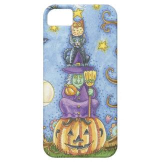 Halloween tree iPhone SE/5/5s case
