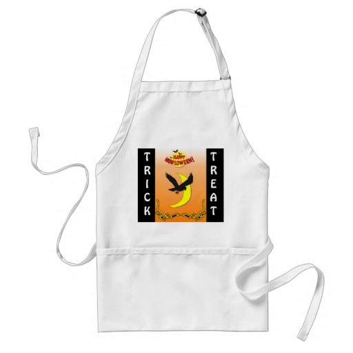 Halloween, Trick or treat apron