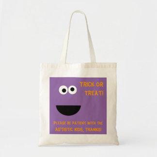 Halloween Trick or Treat Bag - Monster