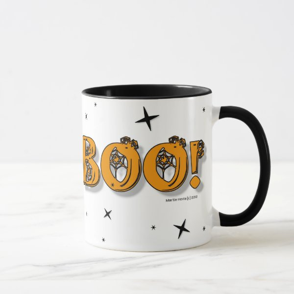 Halloween Trick-or-Treat / Boo! Mug