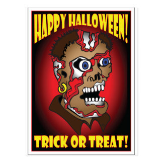 HALLOWEEN TRICK OR TREAT CARDS -2