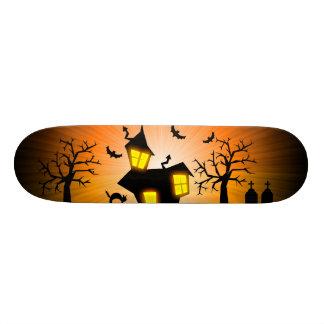Halloween Trick or treat graphics deck. Skateboard Decks
