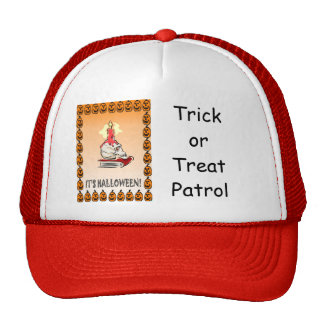 Halloween, Trick or treat Hats