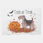 Halloween Trick or Treat Kitchen Towels