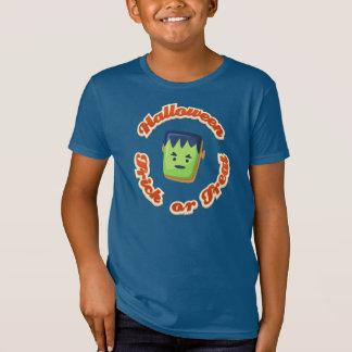 Halloween Trick or Treat Monster Shirt
