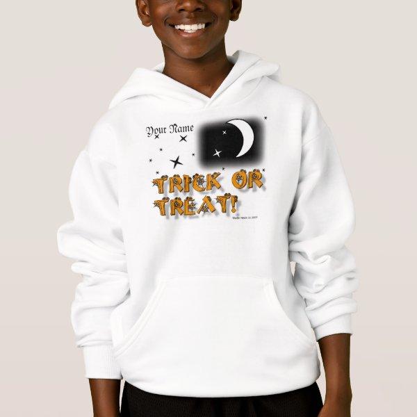 Halloween - Trick or Treat Shirt (#6)