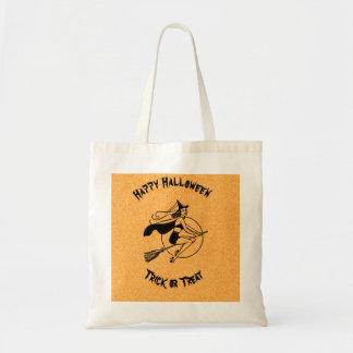 Halloween Trick or Treat swag bag
