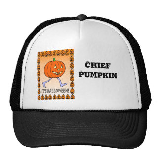 Halloween, Trick or treat Trucker Hat