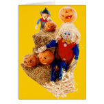 Halloween Trick Or Treats Greeting Cards