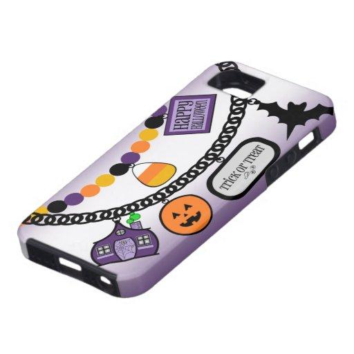 Halloween Trompe - l ' caso del iPhone 5 del oeil iPhone 5 Cárcasa