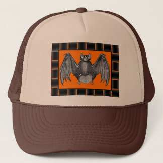 Halloween Trucker Hat