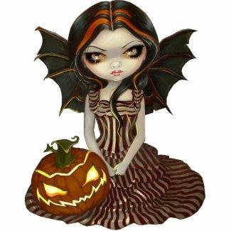 Halloween Twilight gothic fairy Photo Sculpture photosculpture
