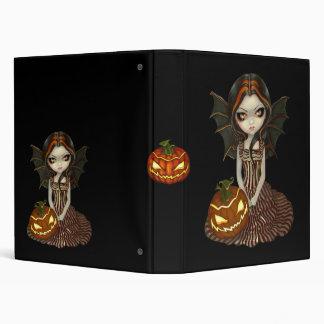 Halloween Twilight gothic fairy witch Binder