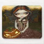 """Halloween Twilight"" Mousepad"