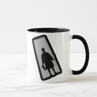 Halloween Twilight Zone Mug