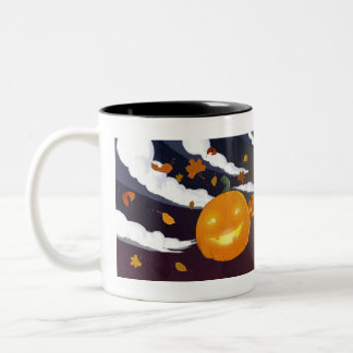 Halloween Two-Tone Coffee Mug