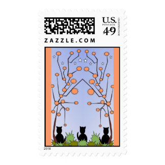 Halloween Under the Stars Stamps