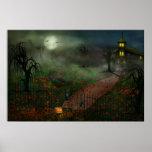 Halloween - uno santifica Eve Impresiones