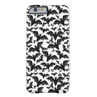 Halloween Vampire Bats iPhone Case