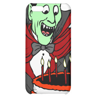Halloween Vampire Birthday Gift Cover For iPhone 5C