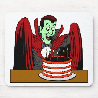 Halloween Vampire Birthday Gift Mouse Pads
