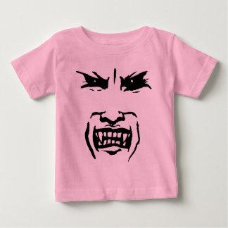 Halloween Vampire Face T Shirt