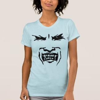 Halloween Vampire Face T-Shirt