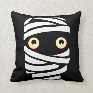 Halloween Vampire Mummy Gifts Halloween Decor Throw Pillow