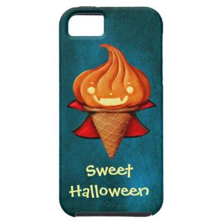 Halloween Vampire Pumpkin Ice Cream iPhone 5 Cover