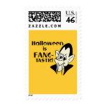 Halloween Vampire Stamps