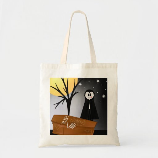 Halloween Vampire Trick-or-Treat bag
