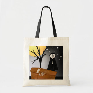 Halloween Vampire Trick-or-Treat bag
