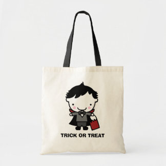 Halloween Vampire Trick or Treat Candy Bag