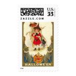 Halloween Vintage Stamps