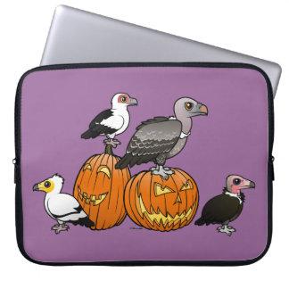 Halloween Vultures Computer Sleeve