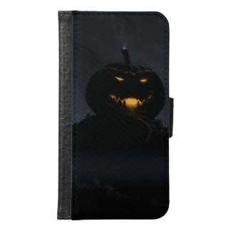halloween wallet phone case for samsung galaxy s6