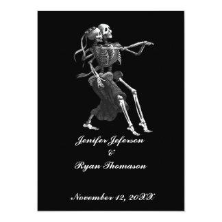 halloween wedding Invitation Personalized Announcements