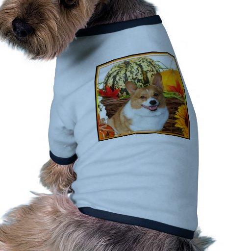Halloween Welsh Corgi dog Pet Tshirt