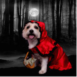Halloween - Westie - Lady Cut Out