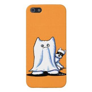 Halloween Westies iPhone 5 Cover