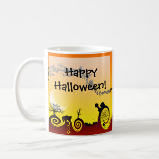 Halloween Whacky Mug