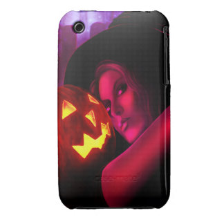 Halloween Witch 2011 3G/3GS Barely There Case