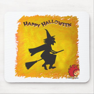Halloween_Witch 2 Mousepads