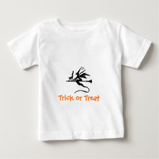 Halloween Witch Baby T-Shirt