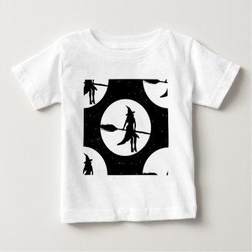 Halloween Themed halloween witch baby T-Shirt