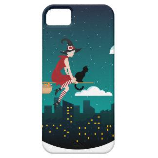 halloween witch Befana iPhone SE/5/5s Case