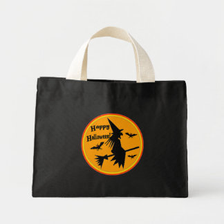 Halloween Witch Candy Bag